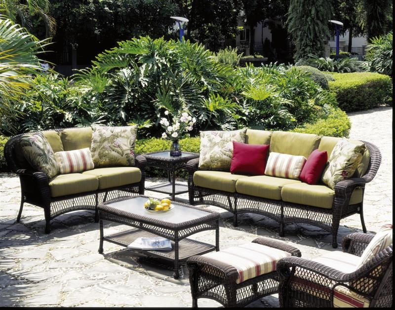Beau Montego Bay All Weather Wicker Furniture From South Sea Rattan