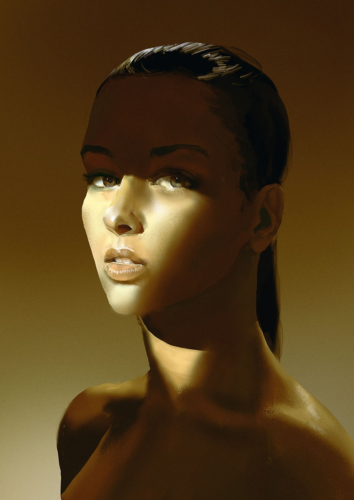 Painting Studies on Behance