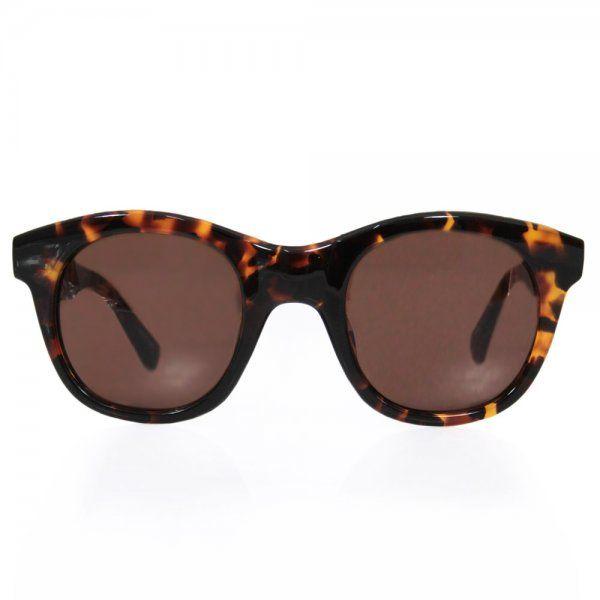 None The Wiser Sunglasses | Queensberry St Tortoiseshell Sunglasses
