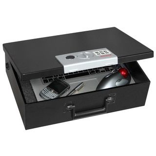 Shop for Honeywell Black Steel Large Fire Resistant Digital Security Box. Get free delivery at Overstock.com - Your Online Office Furniture Store! Get 5% in rewards with Club O!