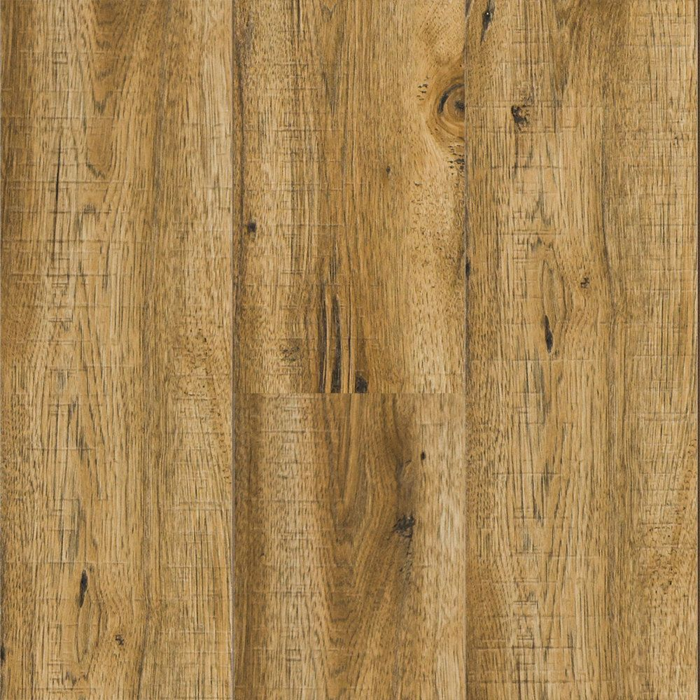 Dream Home 10mm Pad Rustic Mountain Hickory Flooring House Flooring Waterproof Flooring