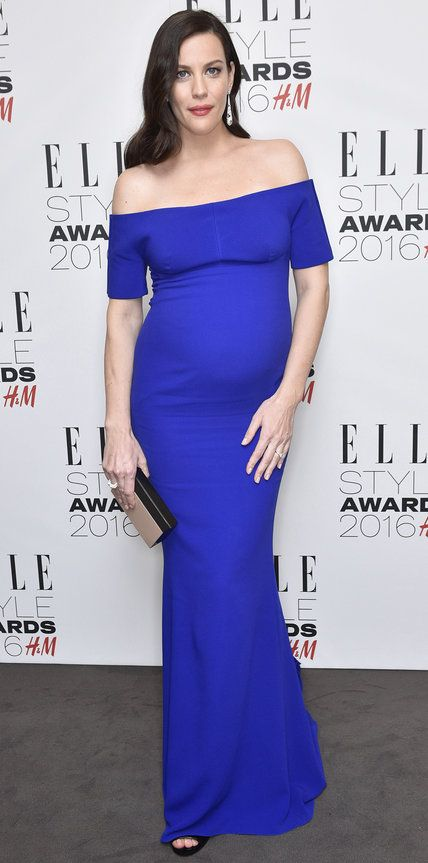 e56c1f6a665 Celebrate Liv Tyler s Birthday with Her 13 Best Maternity Looks. Look of  the Day - Liv Tyler - from InStyle.com