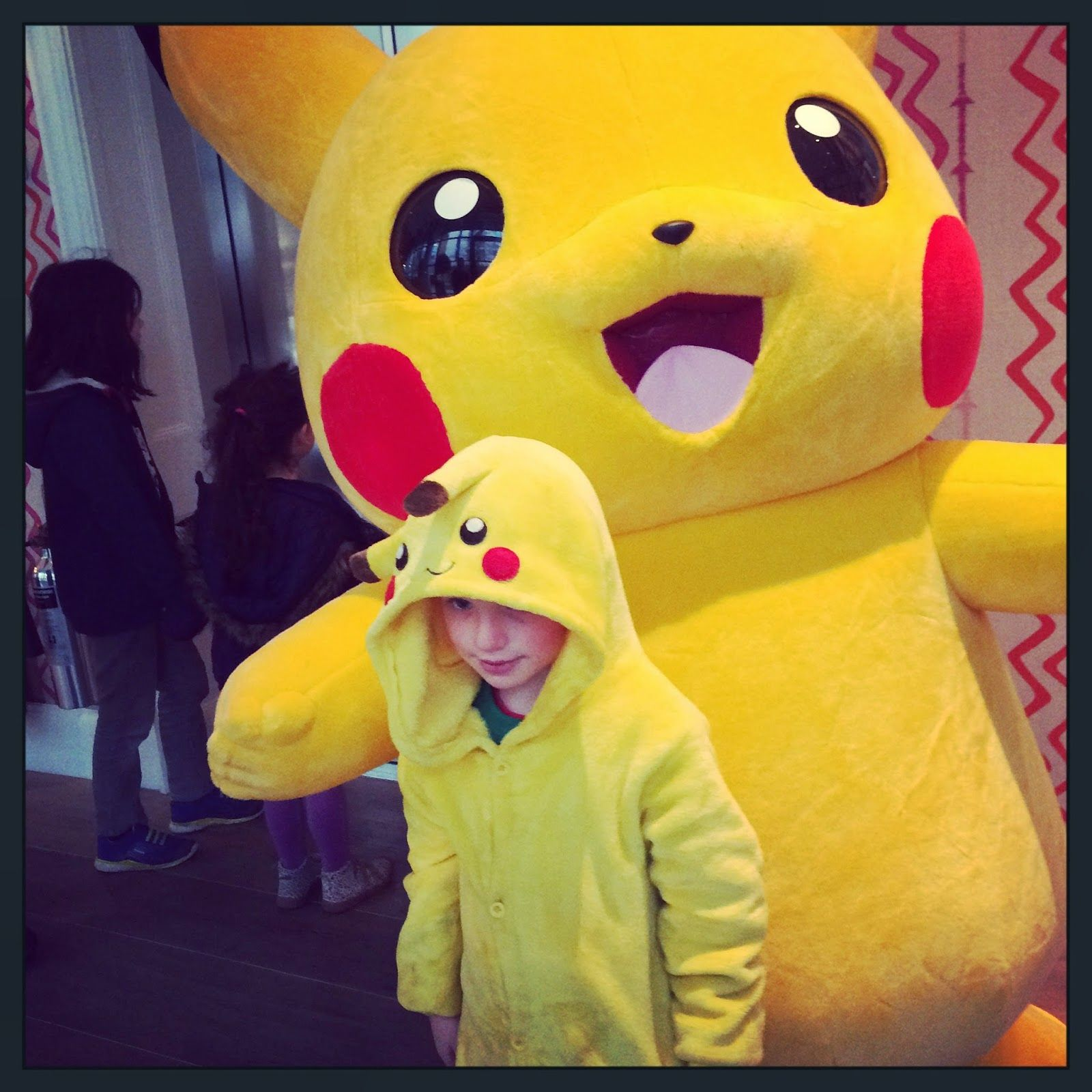 Pikachu! Pokemon fun with new games and a new movie just in time for ...