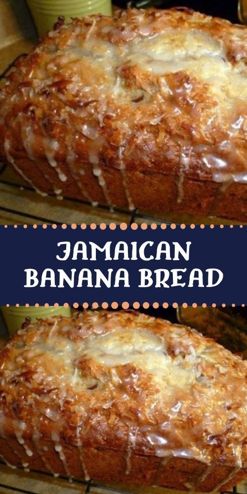 Jamaican Banana Bread I Was In The Mood To Make Something Different For Breakfast And Banana Bread Recip Banana Recipes Best Banana Bread Ripe Banana Recipe