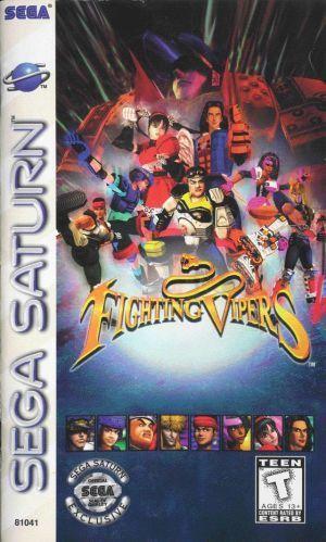 Fighting Vipers for the Sega Saturn  | Geek | Sega saturn