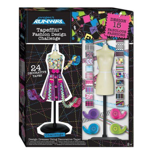 Best Christmas Gifts For 9 And 10 Year Old Girls Design Challenges Fashion Angels Best Christmas Gifts