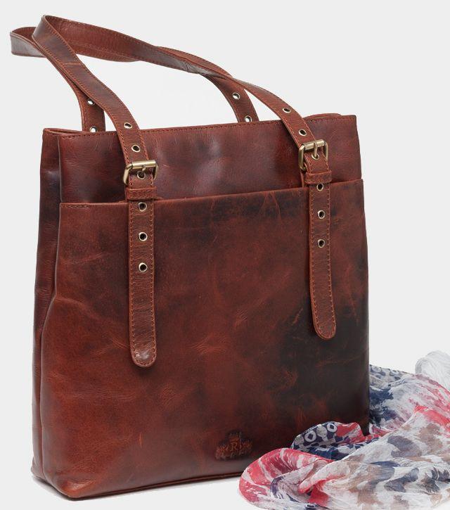 9003ebab13 Large Twin Handle Bag by Rowallan. A large tote bag from Rowallan