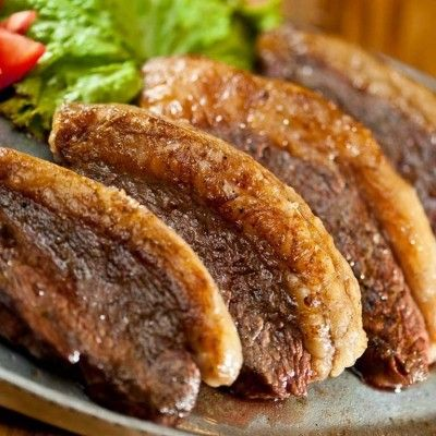 Picanha rabe ou o sis de picanha recette culin ria pinterest viande b uf et brule graisse - Plat cuisine sous vide ...