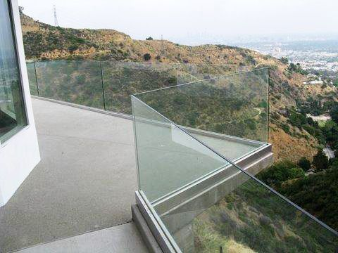 Glassfences Can Be Fitted In Most Areas And Popular Fixing Is To A Concrete Surface Or Timber Decking Timber Decks Ca Glass Fence Timber Deck Glass Railing