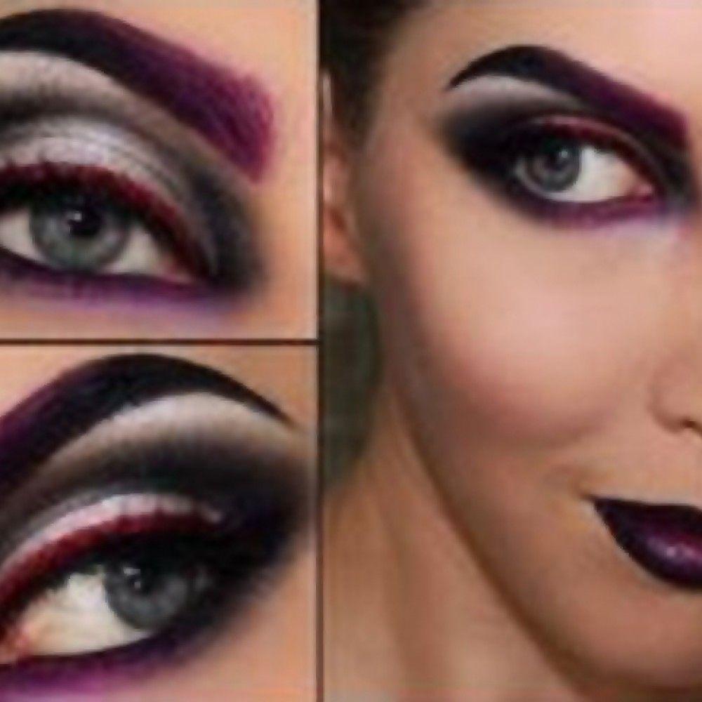 Easy Halloween Eye Makeup Halloween Witch Eye Makeup Ideas 18