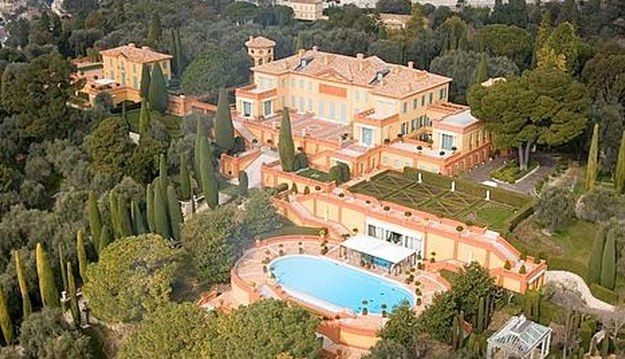 6 Villa Leopolda France Expensive Houses Mansions Mansions Luxury