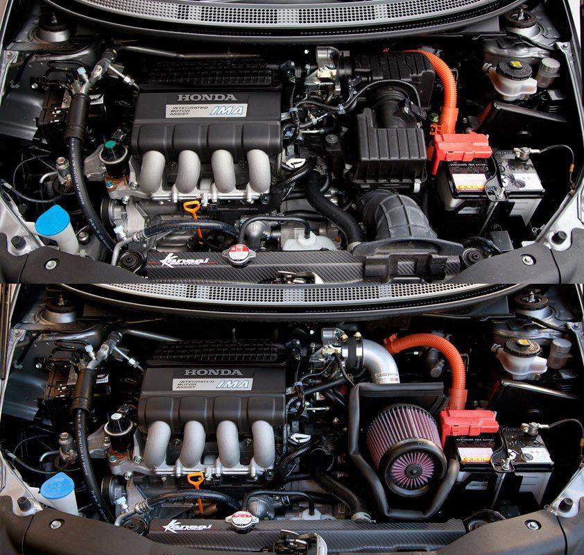 Honda CRZ K & N High Performance Air Intakes & Filters