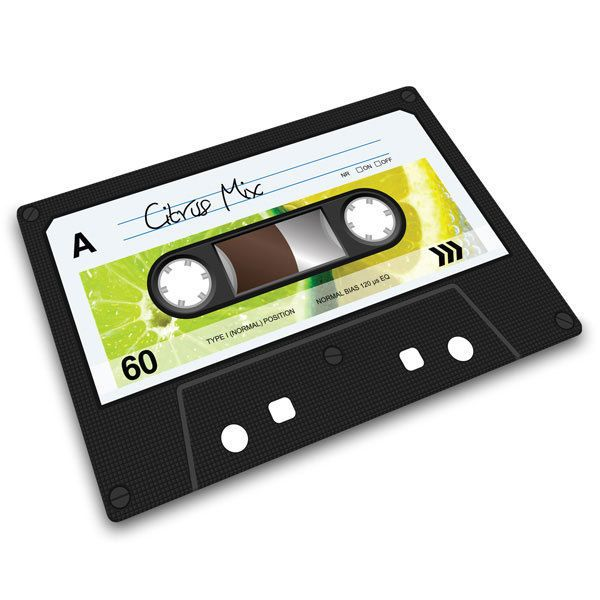 Joseph Joseph Citrus Mix Cassette Tape Glass Cutting Board Non-Slip in Home & Garden | eBay