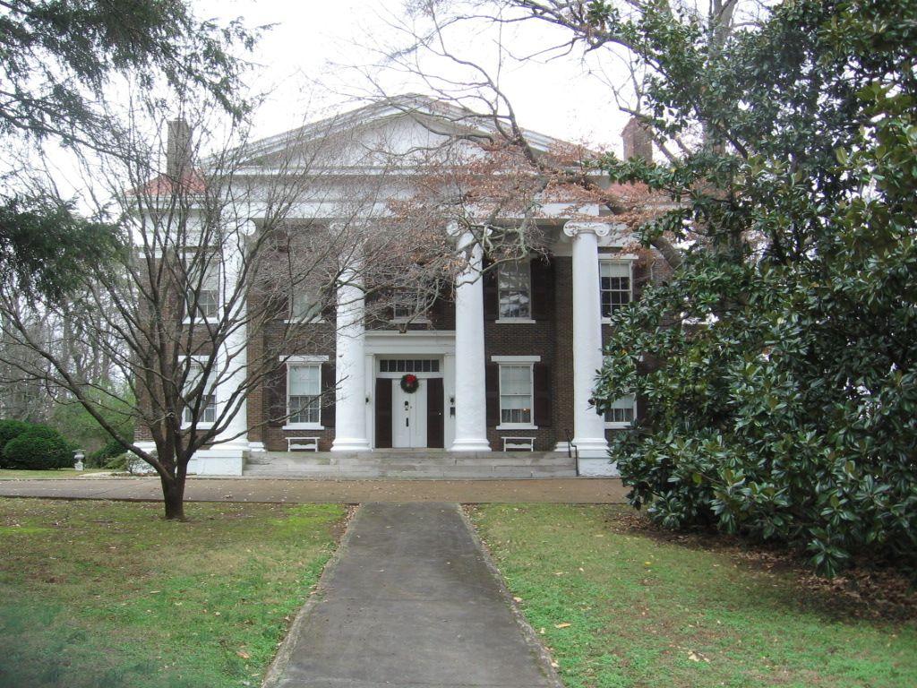 alabama plantations | Antebellum Homes in Huntsville ...