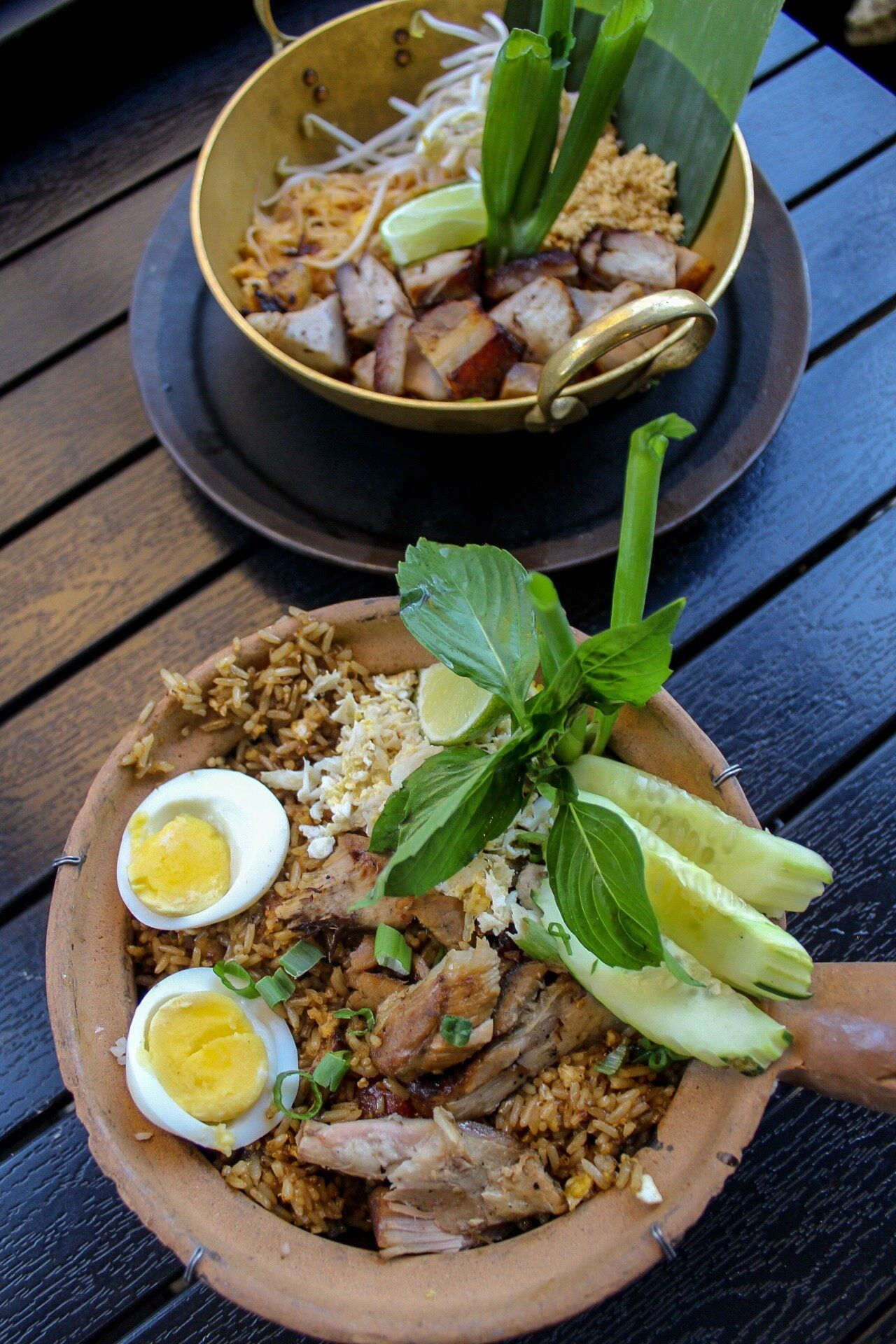 Photo of Bua Thai Ramen Robata Grill Has Me Dreaming Of Clay Pot Fried Rice  — Lemonade With Lil