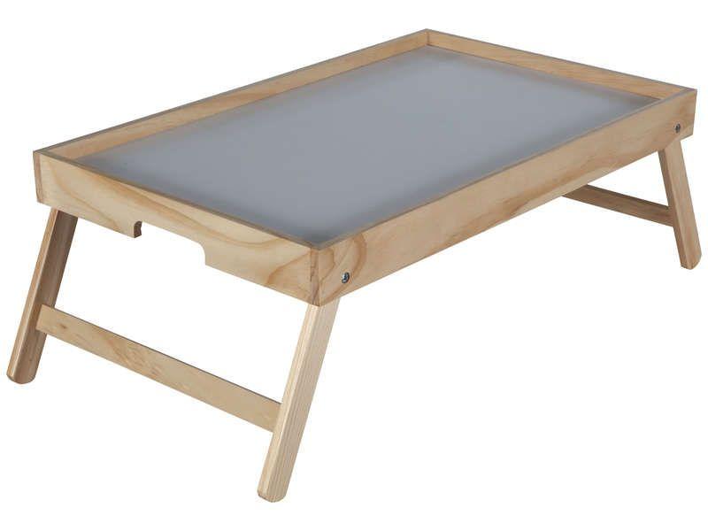 Plateau de lit pliant BREAKFAST - Vente de Ustensiles de cuisine - Conforama Tables De Cuisine