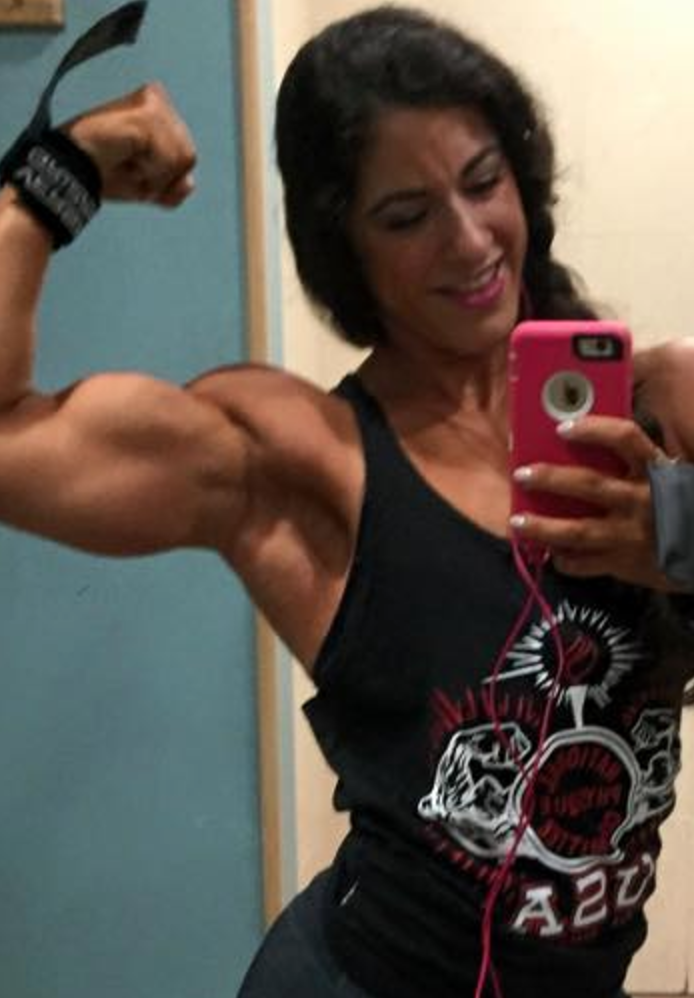 fitness #muscle #motivation #girlpower #biceps #flex | Female biceps ...