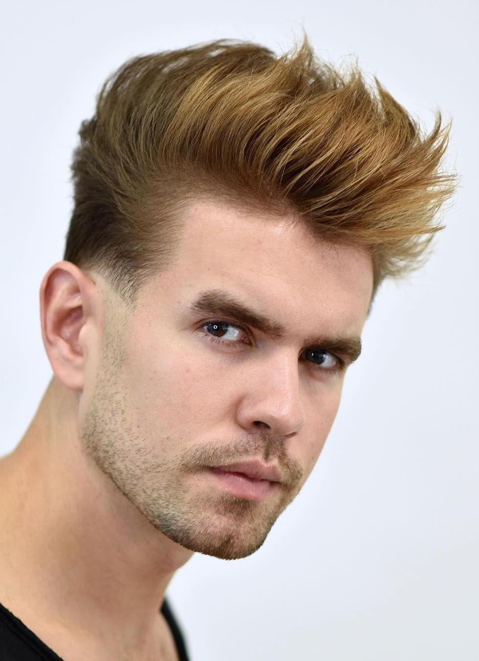 Mens Haircuts 2017 Fine Hair