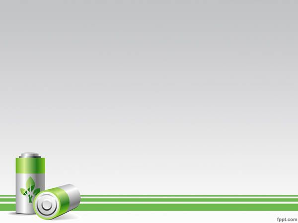 Green Energy Powerpoint Template Green Energy Powerpoint Template