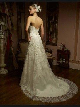 Casablanca Bridal: 1827