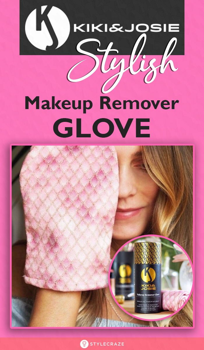 Makeup Remover Glove in Pink Dream (มีรูปภาพ)