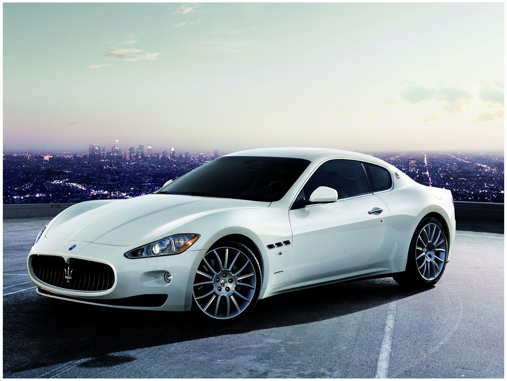 Best Maserati Granturismo Hd Wallpaper Download Exotic Cars