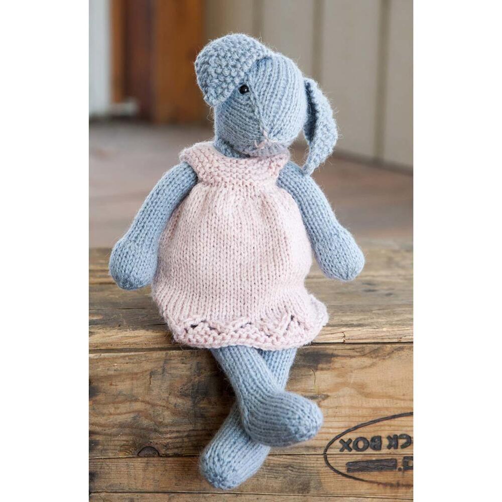Fantástico Knitted Soft Toys Free Patterns Motivo - Manta de Tejer ...