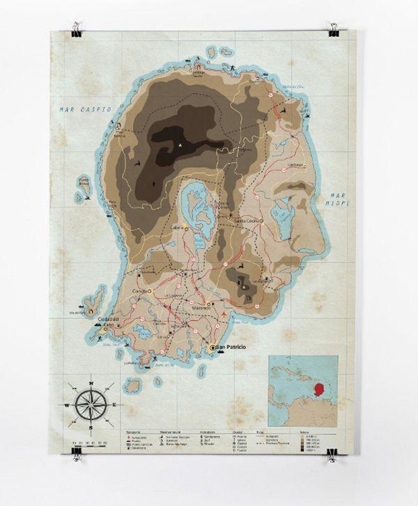 mind map / Patrice Barnabé