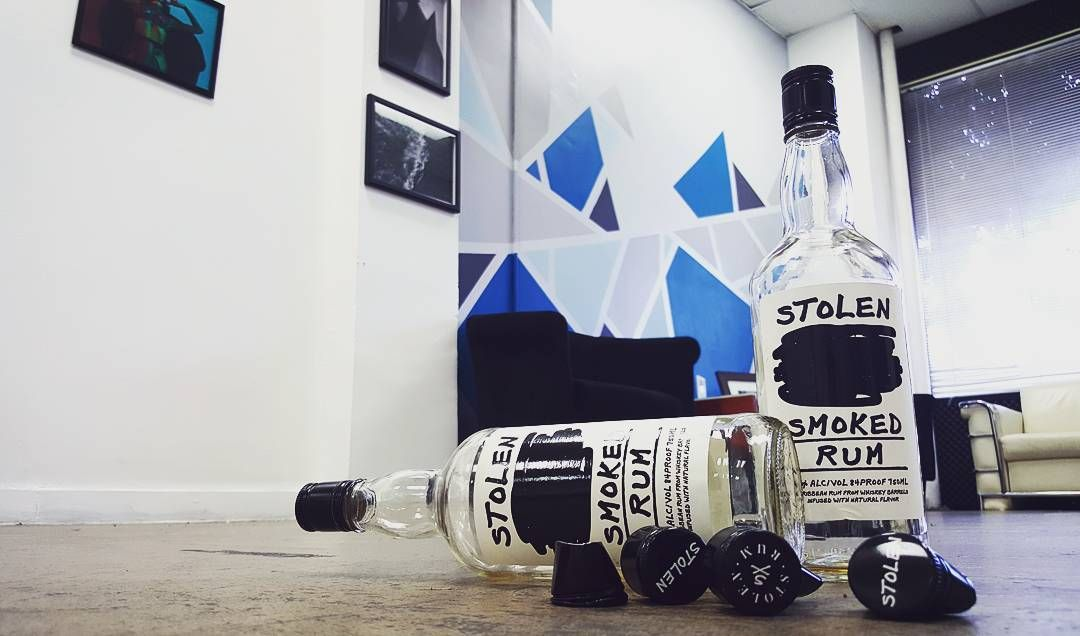 Last night was LIT Fkn epic night.. You know it was lit when you keep finding empty bottles and caps the next day. Went thru cases last night. THANK YOU to our sponsor @StolenRum for the @opulenstudios #OpulenTurns5 party!!!! Follow em & drink this.  #theplug #stolenrum #lit #dtla #creatives #LAartist #losangeles #downtownLA #art #create #dreambig  Major Shout to all the event contributors @stolenrum @ijerryrodriguez @ponchotheartist @projectlivela @_shaykhalak @grandchefsla & the team…