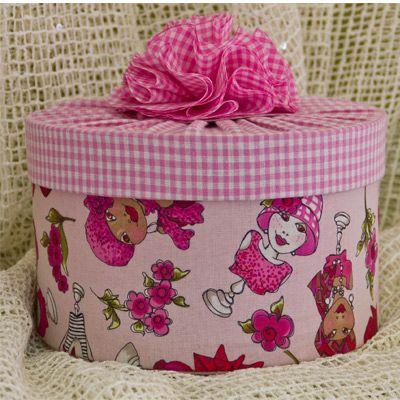 Caja forrada cajas decorativas pinterest craft - Caja madera manualidades ...
