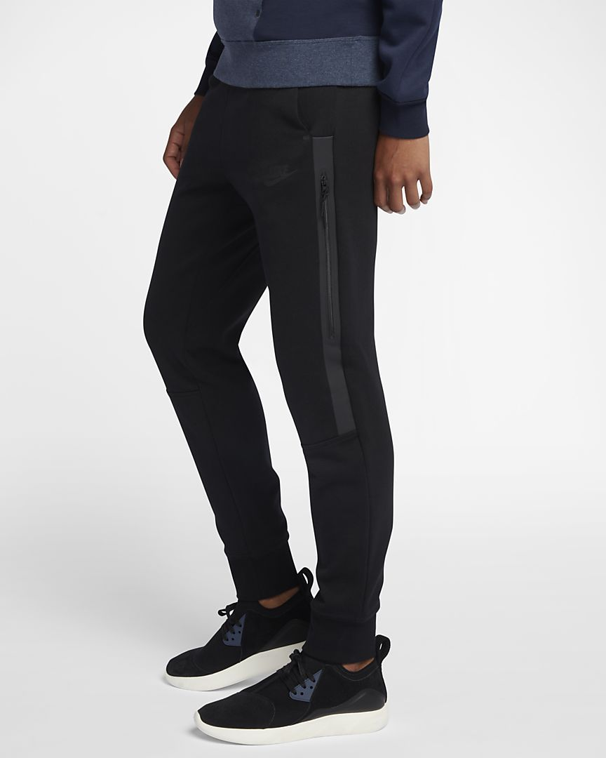 Nike sportswear tech fleece womens pants fleece