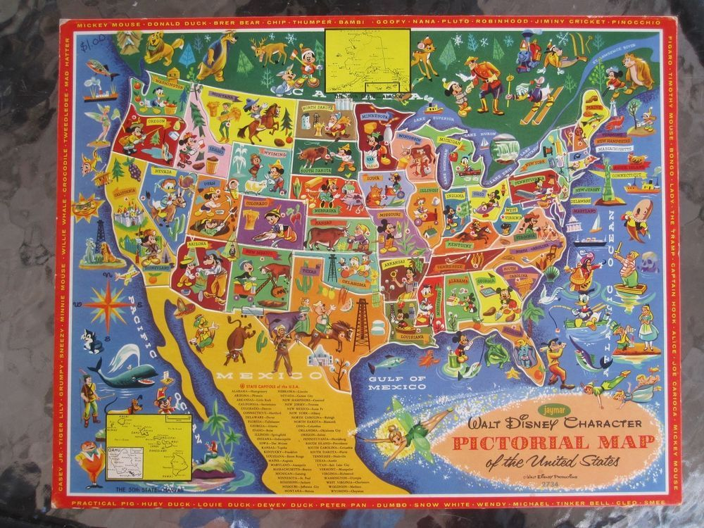 $12 for sale 2017 c1959 I believe most of these puzzles have Alaska - best of world map with alaska and hawaii