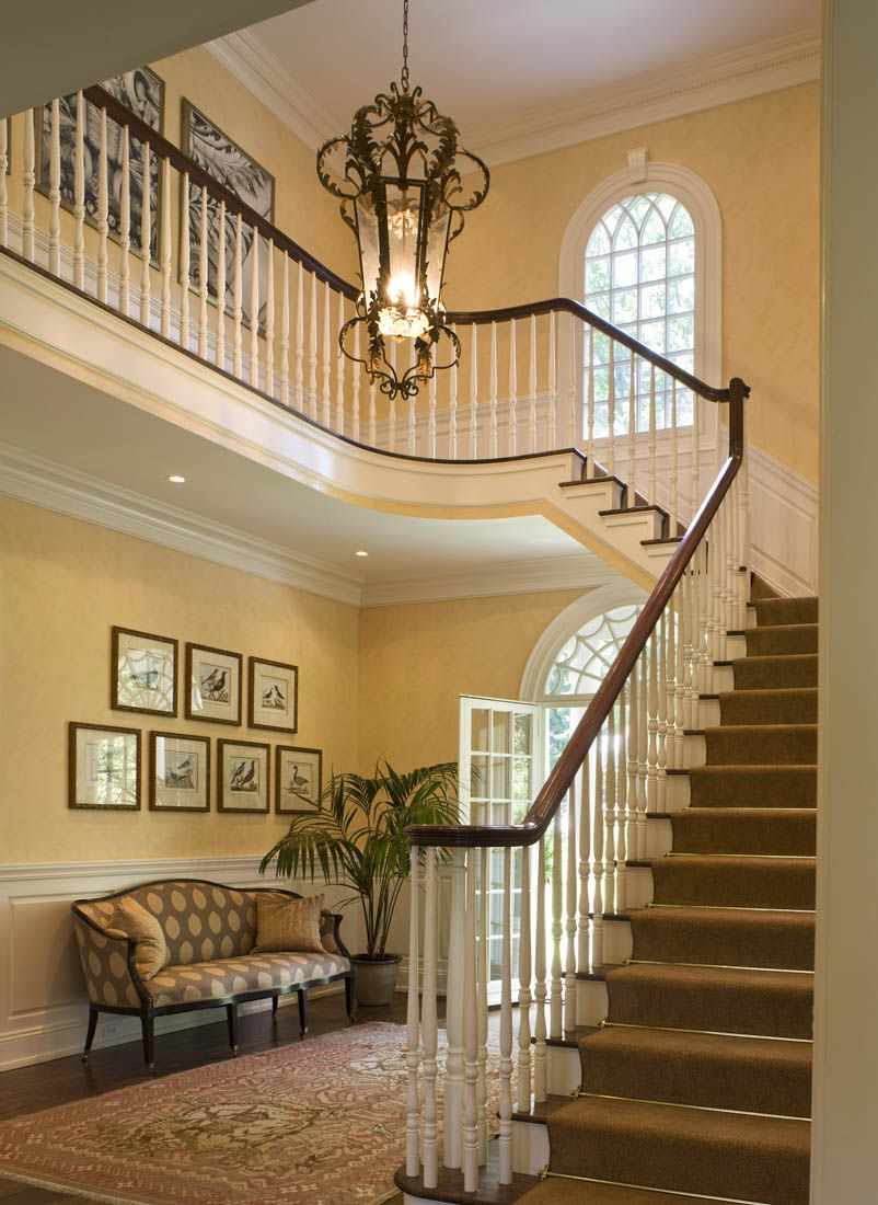 Light Grey Paint Connecticut Federal | Classic Interiors In 2019 | Home