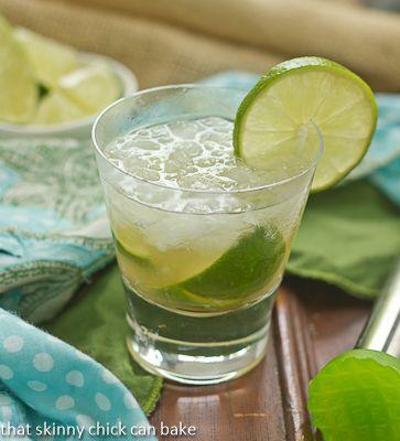 Caipirinha cocktail  Caipirinha Cocktail | Rezept