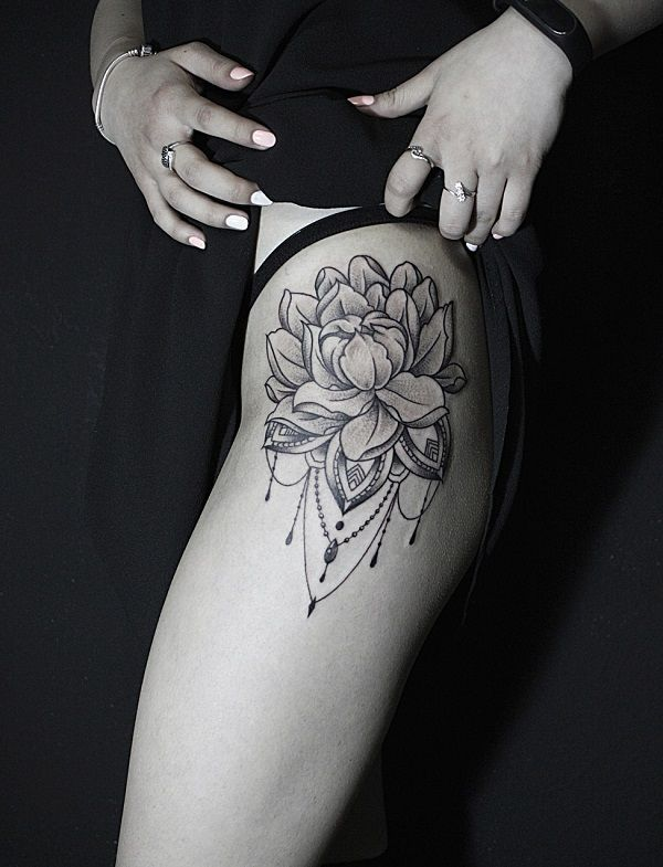 Exceptional Flower Tattoo Design Ideas For Women Of All Age With