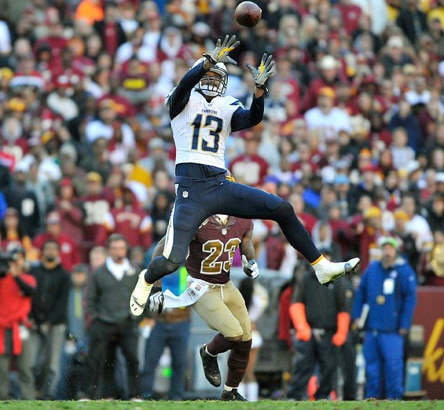 San Diego Chargers Football Team: Keenan Allen, San Diego Chargers