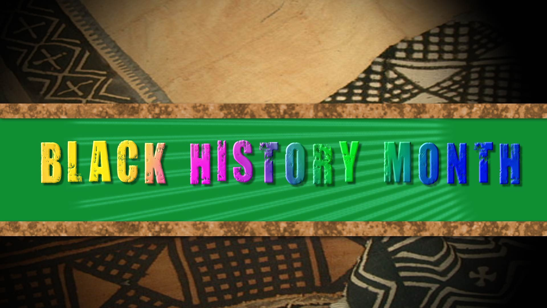 Black History Powerpoint Templates Narco Penantly Co