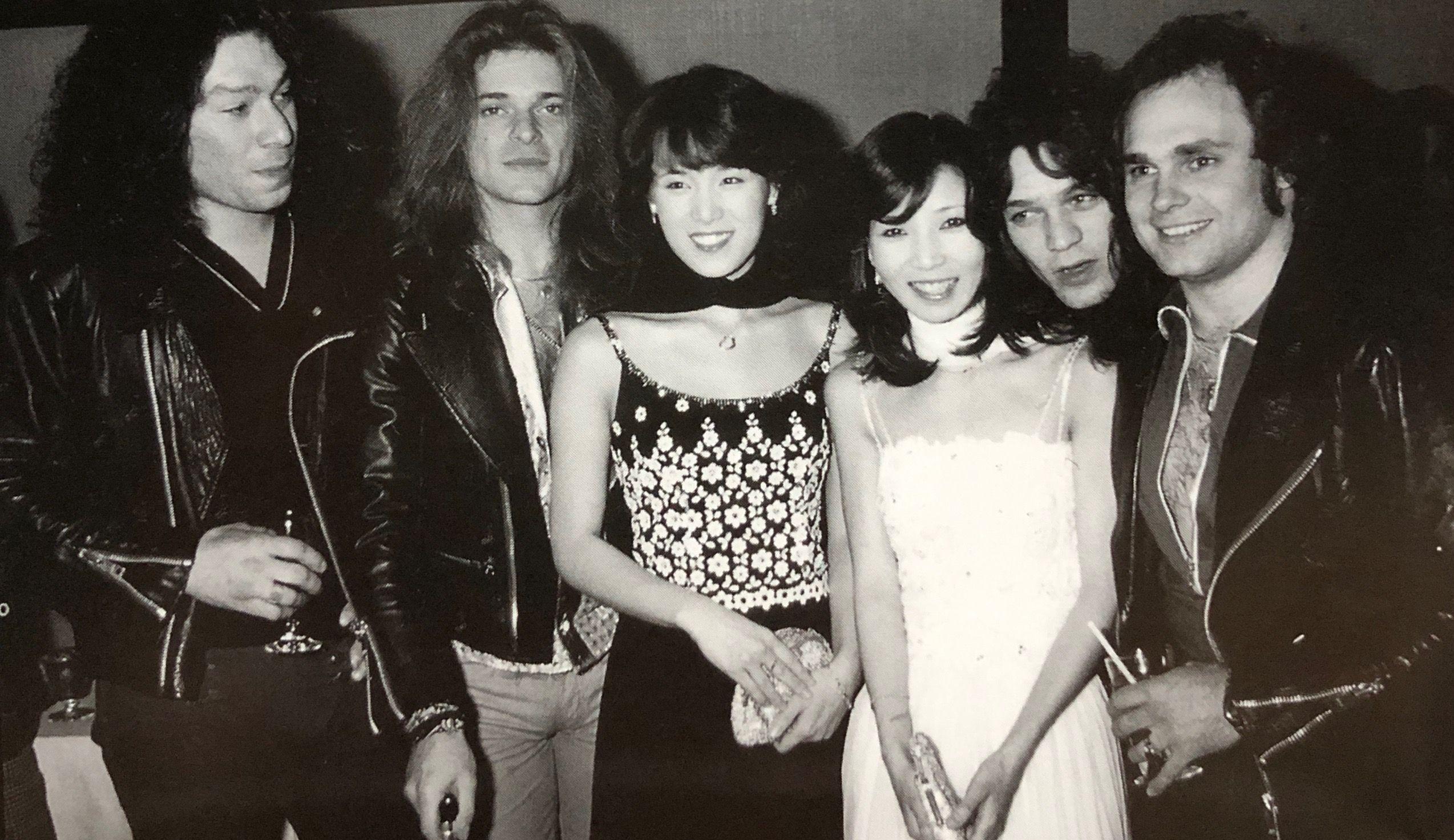 Vh With Japanese Idle Pink Lady Pink Ladies Van Halen Lady