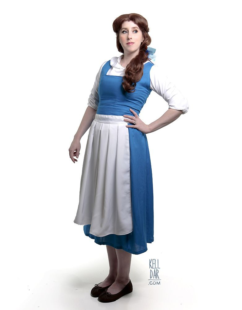 belle  kelldar with images  belle costume blue