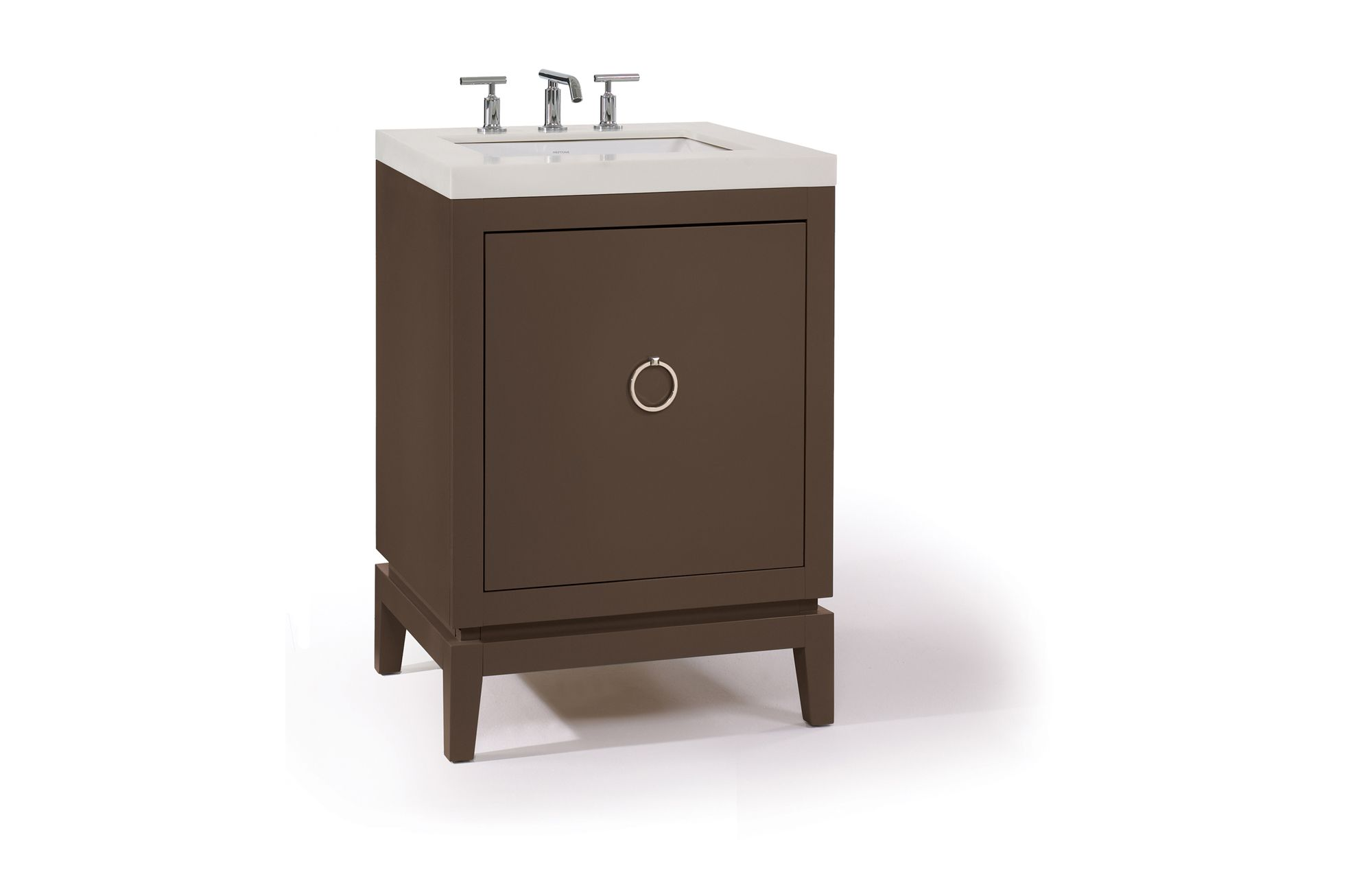 I Like This Vanity In White From Waterfall Bathroom Furniture The Diplomat