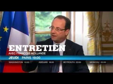 La Politique ÉVÉNEMENT - Entretien avec François Hollande jeudi 27 novembre sur FRANCE 24 - http://pouvoirpolitique.com/evenement-entretien-avec-francois-hollande-jeudi-27-novembre-sur-france-24/