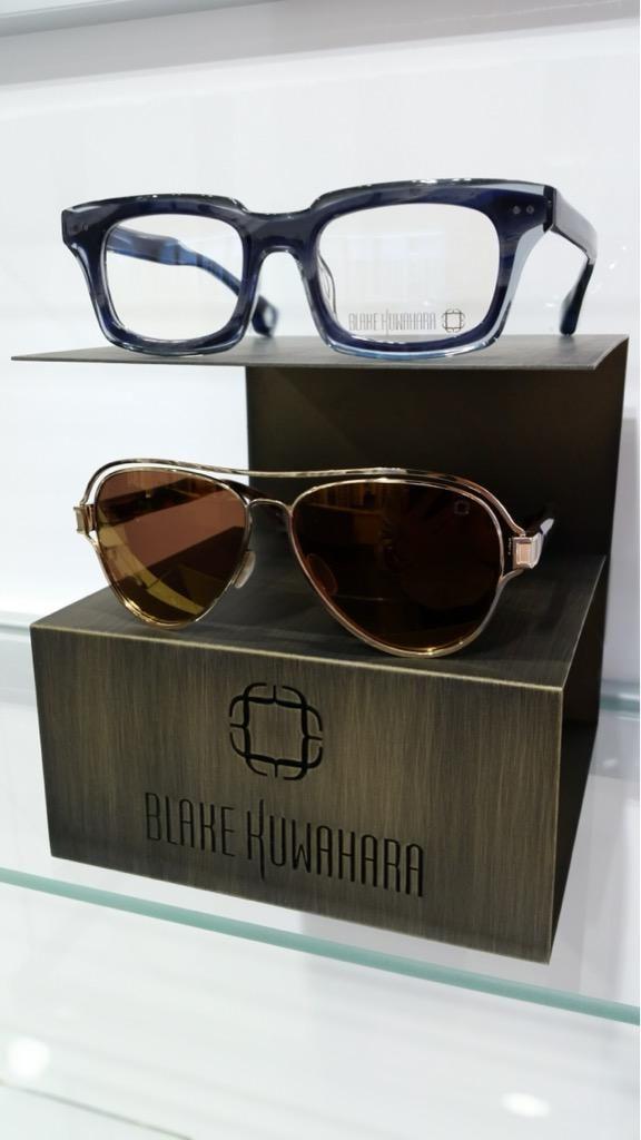 79ef79266d3a Blake Kuwahara Eyewear at Risi Optique.