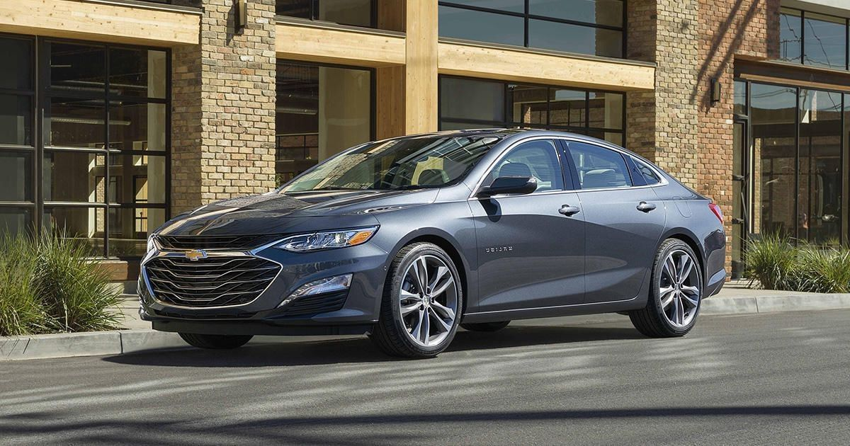 2019 Chevrolet Malibu Has Standard Features That Will Catch Your