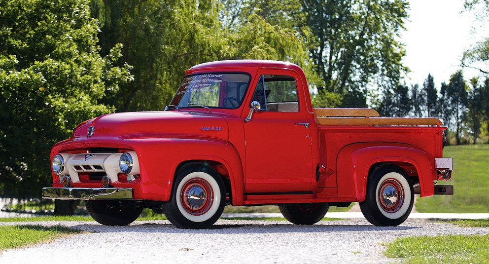 Affordable Vintage 1954 Ford F100 For Sale Today You Can Get Great ...