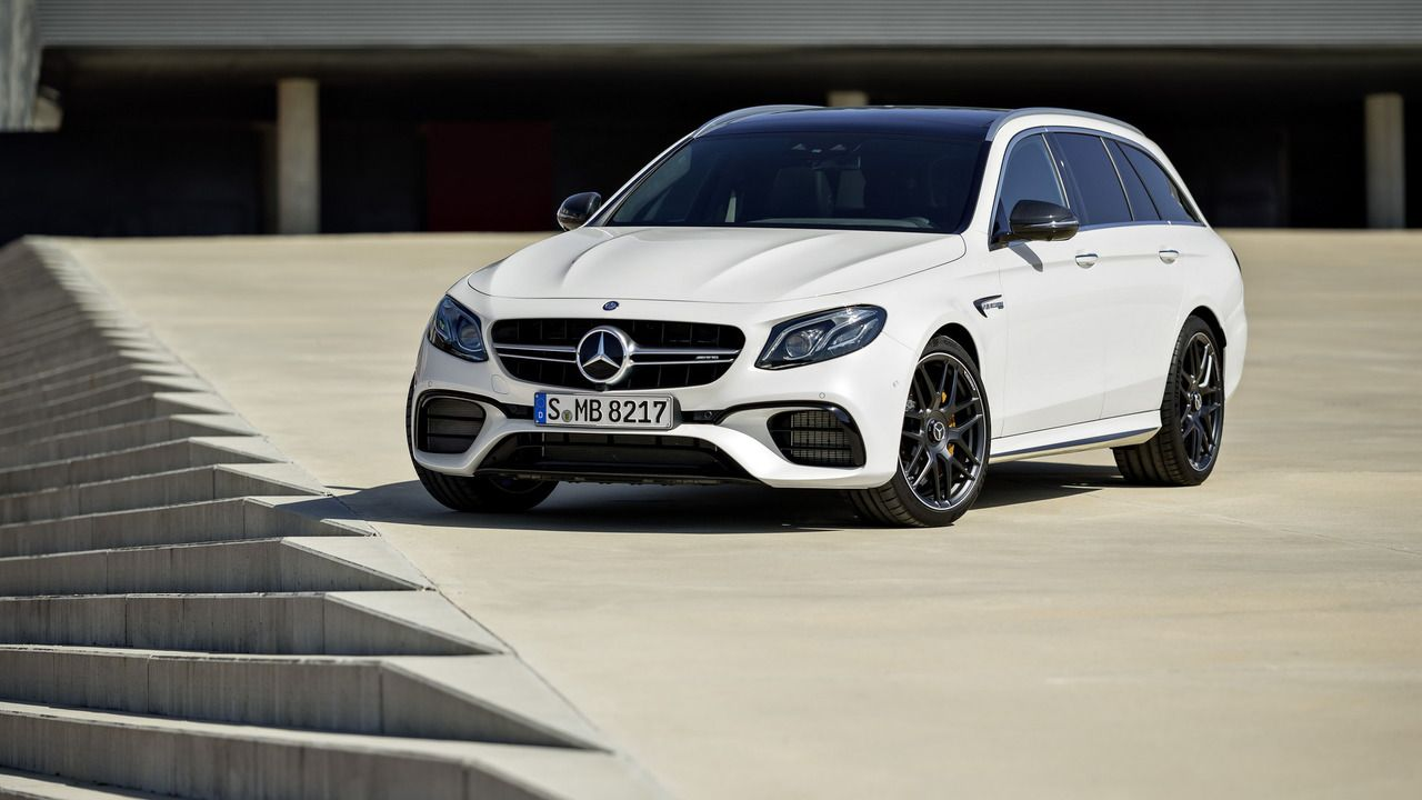 Meet the new 2018 mercedes amg e63 s wagon model affalterbach is ready to offer