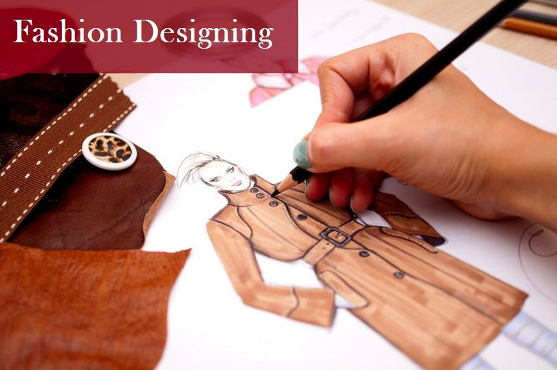 Rathore University Is Devoted To Providing Professional Education In Fashion Des Fashion Designing Course Become A Fashion Designer Career In Fashion Designing