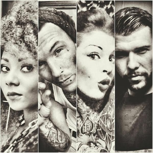 Tattoo Fixers, Cover