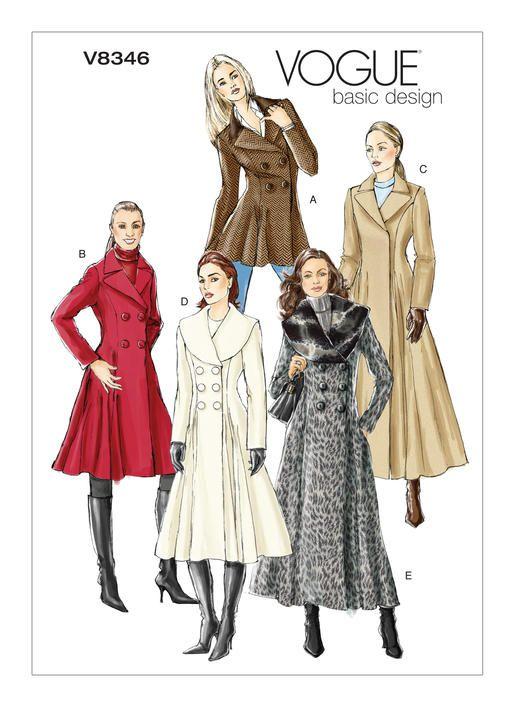 V8346 | Vogue Patterns