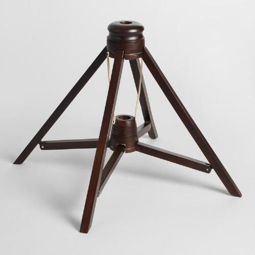 One of my favorite discoveries at WorldMarket.com: Thai Patio Outdoor Umbrella Stand