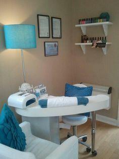 Merveilleux Small Nail Salon Interior Designs   Iskanje Google